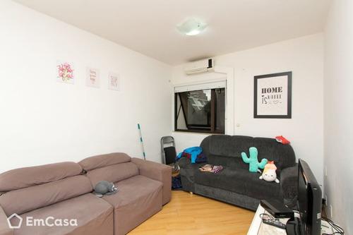 Imagem 1 de 10 de Apartamento À Venda Em São Paulo - 20767
