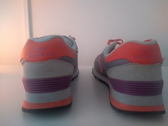 Zapatillas New Balance. Mujer. Talle 37