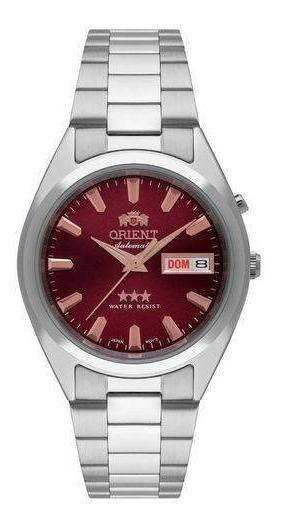 Relógio Orient Masculino 469ss084 W1sx Automático