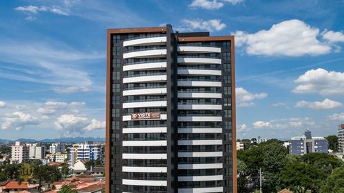 Apartamento A Venda No Bairro Bacacheri Em Curitiba - Pr.  - Ap-1477-1