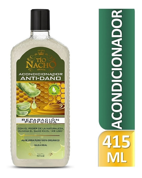 Tío Nacho Acondicionador Aloe Vera 415 Ml
