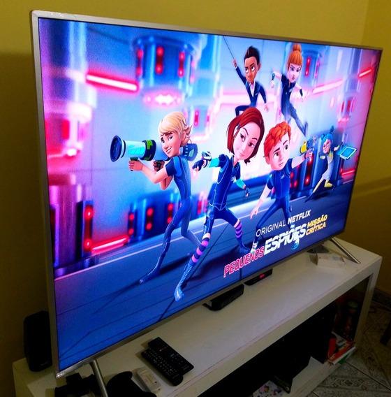 Promoção: Smart Tv Led 75 Uhd 4k Samsung Linha Premium