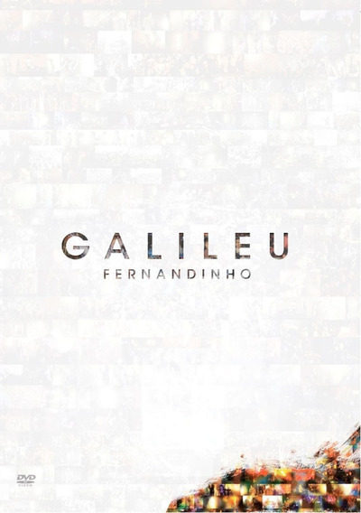 Fernandinho - Galileu - Dvd
