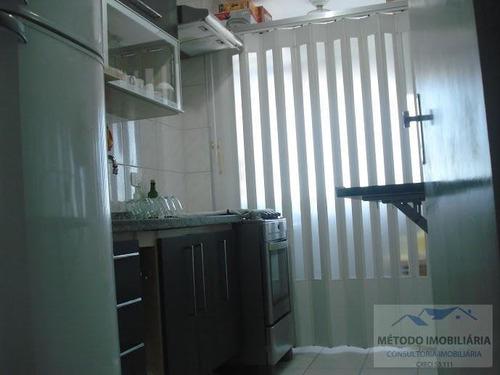 Apartamento Para Venda Em Mauá, Vila Bocaina, 2 Dormitórios, 1 Suíte, 2 Banheiros, 2 Vagas - 11762_1-687219