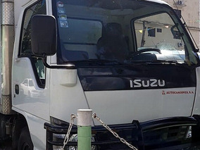 Camion Isuzu Con Furgon 2014 En Oferta