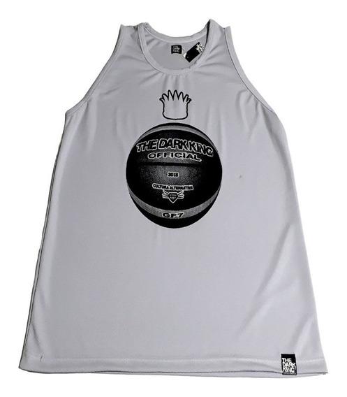 Musculosa De Basquet Talle Especial Deportiva Dry Fit
