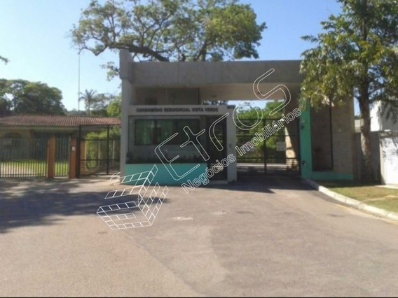 Casa Para Locação No Condomínio Vista Verde - Bairro Caxambu - Jundiaí Sp - Ca00632 - 34644794