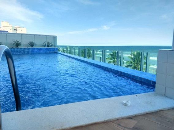 Apartamento Com Vista Para O Mar R$ 230 Mil Ref: 7008 C