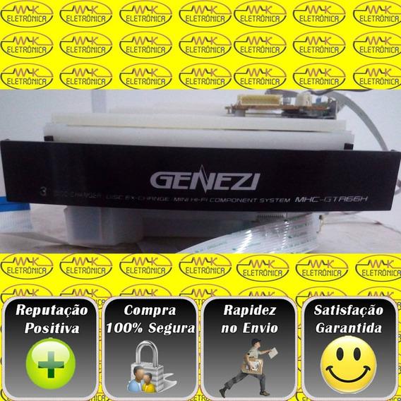 Leitor Unidade Ótica Mecanismo Som Sony Genezi Mhc-gtr66h