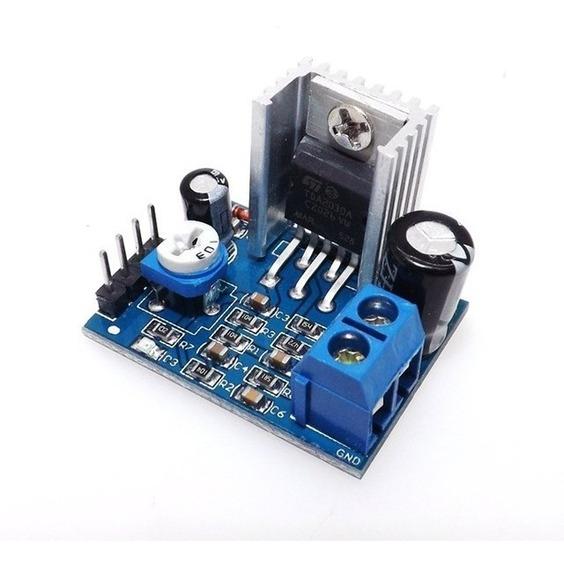 Módulo Amplificador De Audio Tda 2030a 18w / 6-12v