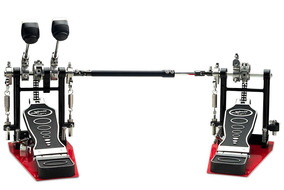 Pedal Duplo Bumbo Bateria Odery Pd902pr-l Canhoto