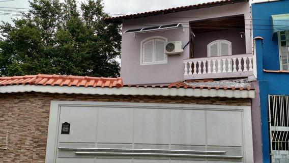Sobrado Para Venda - Vila Miranda, Itaquaquecetuba - 217m², 3 Vagas - 1489