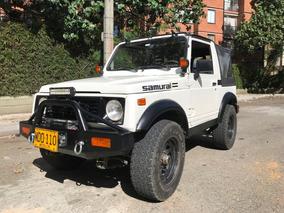 Chevrolet Samurai Mod 4x4 Carpado Winche Smittybilt 9.5