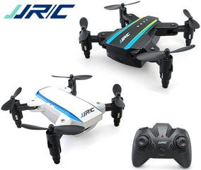 2 Mini Drone Jjrc H345 Jji X Jjii Dobrável Flip Led Retorno