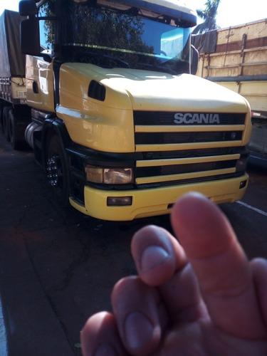 Imagem 1 de 9 de Scania  T 114
