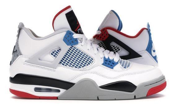 Tenis Nike Air Jordan 4 Se What The Ds 30 Anos Kobe Lebron