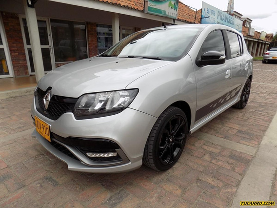 Renault Sandero Rs 2.0cc Mt Aa