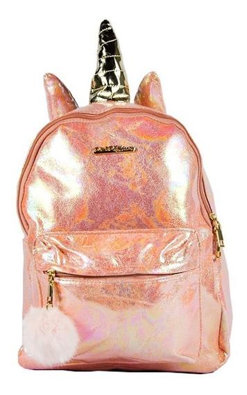 Mochila Unicornio Tornasol - Chic & Glam