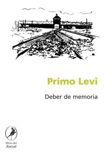 Libro Deber De Memoria