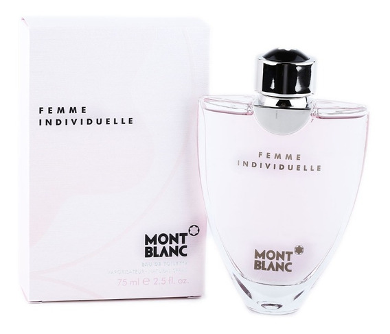 Individuelle For Women By Mont Blanc Edt De Spray 75 Ml