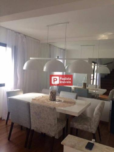 Apartamento À Venda, 217 M² Por R$ 1.750.000,00 - Campo Belo - São Paulo/sp - Ap12052