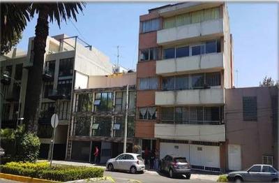 Edificio En Venta Para Remodelar, Narvarte Poniente