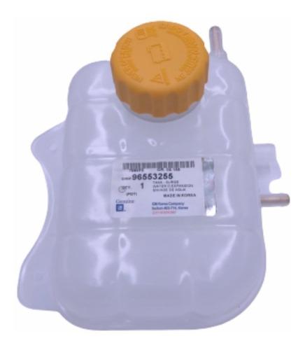 Deposito Envase Reservorio Agua Optra Con Tapa Original Gm