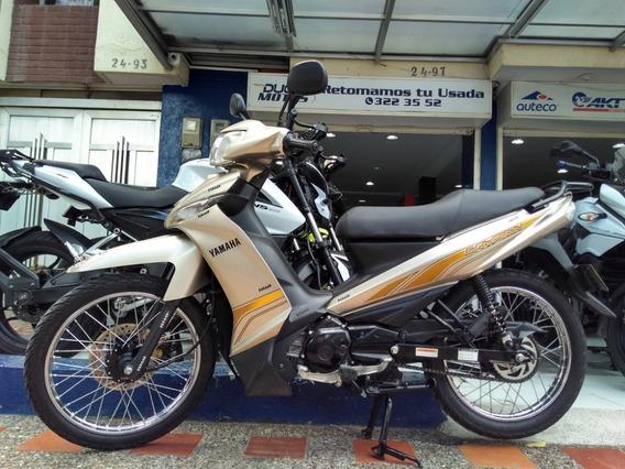 Yamaha Crypton 115 Modelo 2014 Al Día ¡traspasos Incluidos!