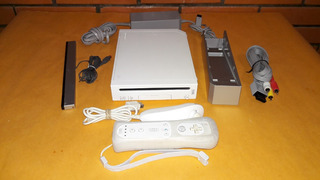 Consola Nintendo Wii Retrocompatible Incluye Homebrew Chanel