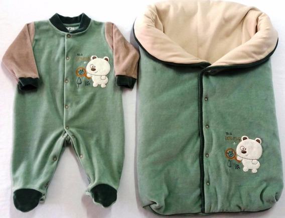 Saída De Maternidade Urso Detetive