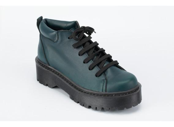 Borcegos Cuero Andorra Intrepidas Shoes