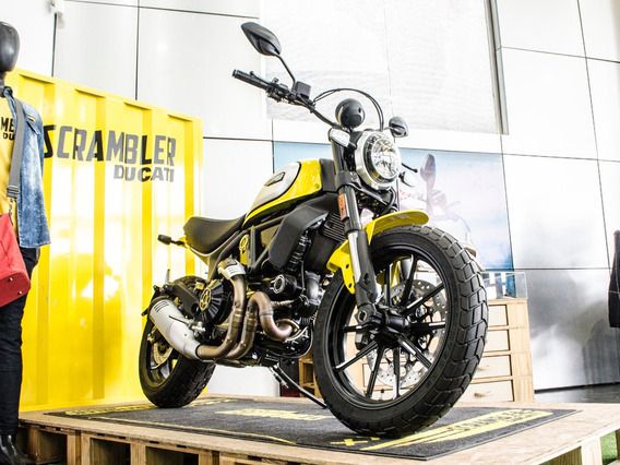 Ducati Scrambler Icon -disponible