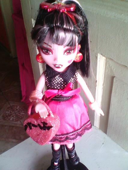 Boneca Tipo Monster High 0011 Custonizada