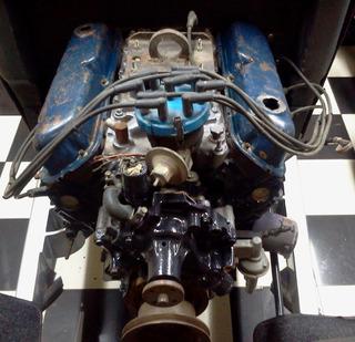 ford v8 motor säljes