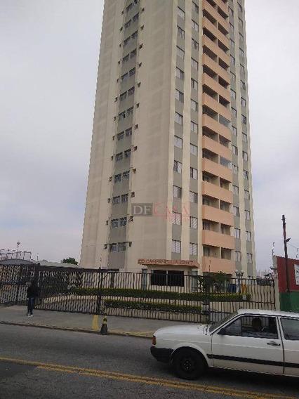Apartamento Com 2 Dormitórios À Venda, 60 M² Por R$ 320.000 - Itaquera - São Paulo/sp - Ap4351