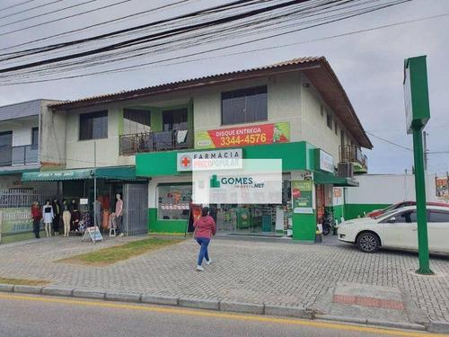 Imagem 1 de 7 de Prédio À Venda, 424 M² Por R$ 2.300.000,00 - Sítio Cercado - Curitiba/pr - Pr0004