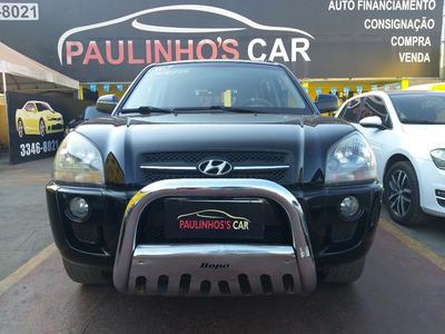 Hyundai Tucson Gl 2008 2.0 Automático Completo