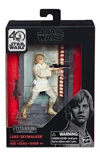 Star Wars - Titanium Series Luke Skywalker
