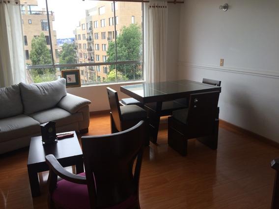 Remato Lindo Apartamento En La Mejor Zona De Bogota