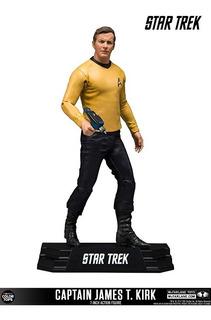 Star Trek Capitan Janes T. Kirk Mcfarlane Toys