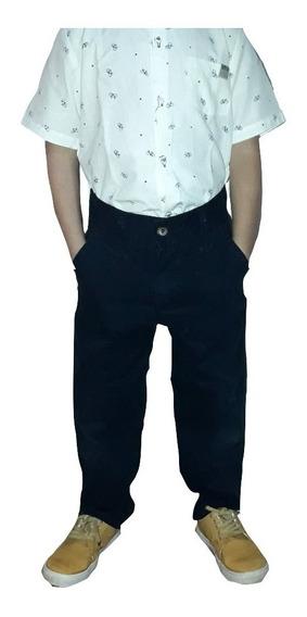Pantalon Gabardina Niños - Varios Colores - Blue Air Jeans