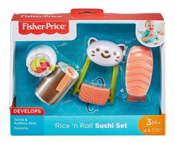 Fisher Price Meu Primeiro Sushi - Mattel