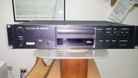 Cd Player Tascan 160 Mk Ll Tipo Rack Con Control Remoto