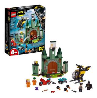 Lego 76138 Batman Y El Escape Del Guasón Dc Original New