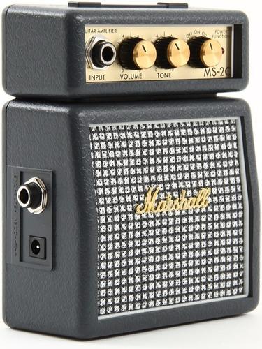 Amplificador De Guitarra Marshall Ms2c Microamp