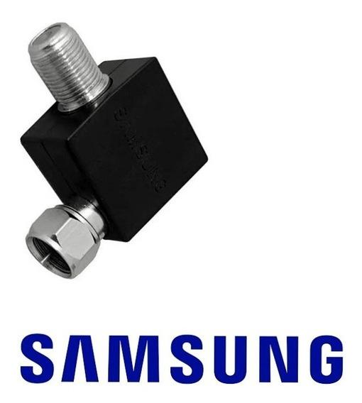 Conector 90º Para Antena Samsung Original Novo
