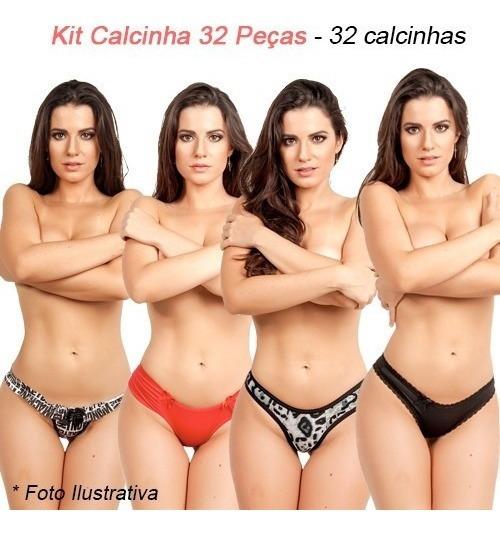 Kit Para Revenda 32 Peças
