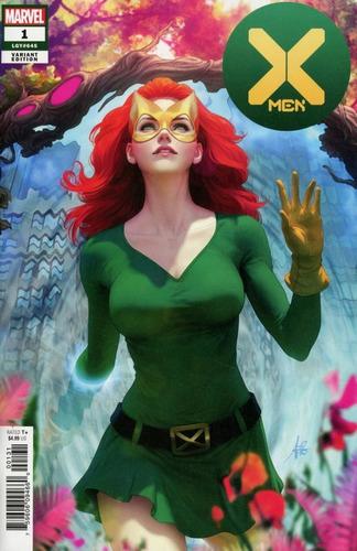 X-men #1 - Variant Cover (2019) Marvel