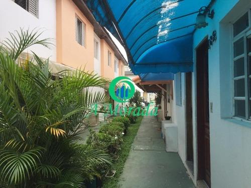 Belo Sobrado Em Condomínio - Ca00760 - 69333158