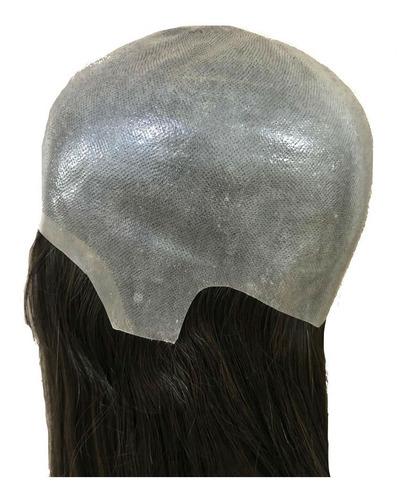 Protese Capilar Peruca Micropele Cabeça Toda